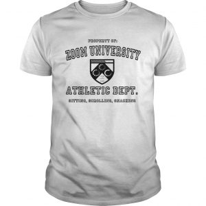 Zoom University Athletic Department  Unisex