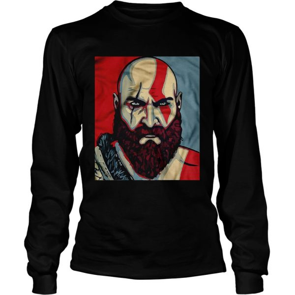Kratos Red Dead Redemption  Long Sleeve